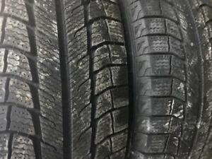 Winter Tires Goodyear Nordic Or Michelin X Ice Xi2 >> 225 65r17 Latitude X Ice Kijiji In Ontario Buy Sell