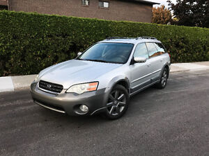 2007 Subaru Legacy Outback Touring AWD Vente rapide ! DEAL !