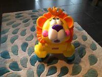 FisherPrice Lion Walker/ sit and ride