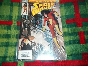 Vintage Spider Woman Comic Issue 50.  $15.