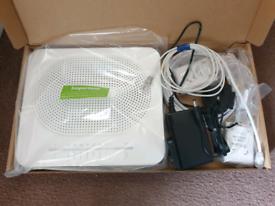 Technicolor TG589vac v2 ADSL VDSL Modem Router 2.4GHZ 5GHZ Wireless AC