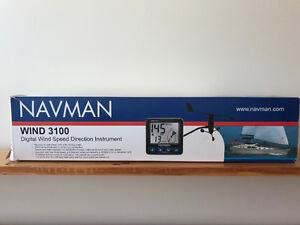 Navman 3100 Masthead Wind Speed Direction