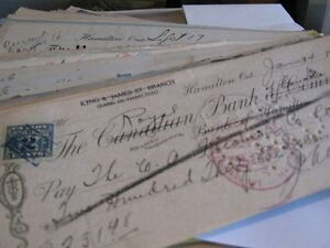 Old Yarmouth Invoices
