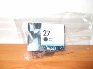 New HP 27 and 28 ink cartridges