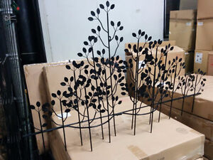 NEW: NEW:Iron Forest Wall Art -$80 / NEW: nexxt Mirror(Set of 7)