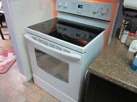Fridge and Stove, Excellent condition
