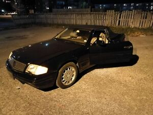1997 Mercedes-Benz SL-Class SL FIVE HUNDRED DROP TOP