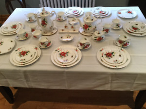 Royal Albert Poinsettia Bone China