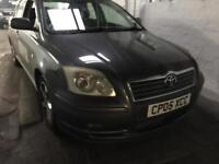 2005 05 Toyota Avensis 2.2 D-4D T4 PX TO CLEAR!! MOT MAY 2018