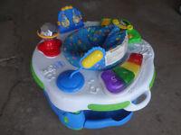 Exersaucer Baby Toy - $20