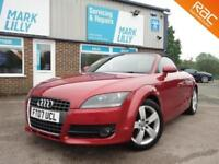 07 Audi TT Roadster 2.0 200ps Roadster TFSI DSG automatic cabriolet convertible