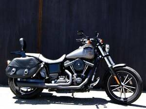 2014 HARLEY-DAVIDSON DYNA STREET BOB SPECIAL Cannington Canning Area Preview