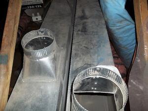 Conduits de ventilation pour chauffage