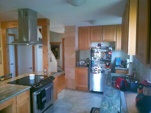 Near Downtown/NAIT- 2bed/2bath house- LF Roommate- Utils incl.