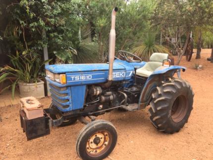 Iseki tractor TS1610 Wundowie Northam Area Preview