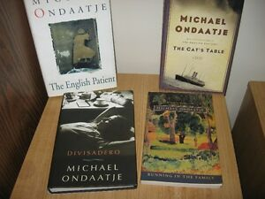 Books by Michael Ondaatje
