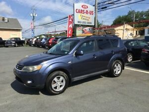 2009 Mitsubishi Outlander AWD   FREE 1 YEAR PREMIUM WARRANTY INC