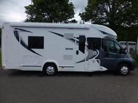 2016 Chausson WELCOME 737 4 Berth Motorhome