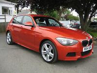2014/14 BMW 120d 184bhp M Sport 5dr with HIGH SPEC~SUPERB CONDITION