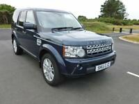 Land Rover Discovery Sdv6 Commercial Light 4X4 Utility 3.0 Automatic Diesel