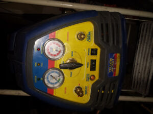 yellow jacket recover machine