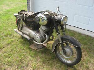 Moto Antique SEARS 1959