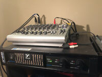 Professional PA System For Rent For Your Wedding Or Stag & Doe