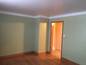 Clean, bright, one bedroom
