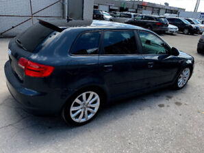 2010 AUDI A3 Accident free Certified Backup Cam,Sunroof with 2ye