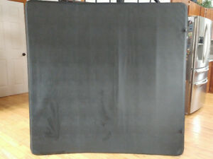 Tonneau/bed cover - soft folding - 5.5