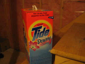 4 NEW BOXES OF TIDE WITH DOWNY MAKE ME AN OFFER Peterborough Peterborough Area image 4