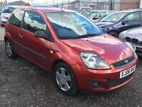 2006/06 Ford Fiesta 1.4TDCi Zetec Climate LONG MOT EXCELLENT RUNNER
