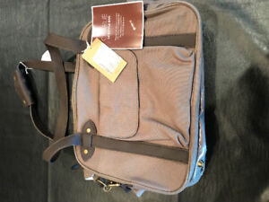 So young Charlie Diaper Bag New with tags