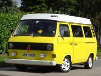 Volkswagen Campervan T25***LONG MOT + MUST VIEW + BARGAIN***