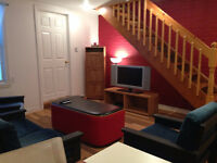 2 bedroom FURNISHED AND ALL INCLUSIVE - Available November 1st