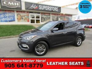2017 Hyundai Santa Fe Sport SE  AWD LEATHER ROOF CAMERA HEATED S