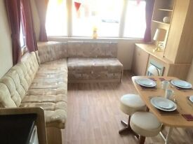 Cheap static caravan holiday home for sale at ocean edge nr morecambe 12 month sea view park