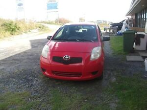2006 Toyota Yaris auto with 190 000kms REDUCED TO $2850