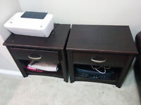 2 Leon's Night Tables (Moving Sale)