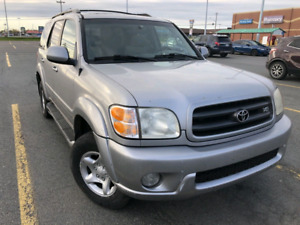 2002 Toyota Sequoia 4X4 2 year Inspection (located in Amherst)