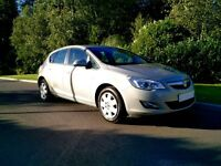 2010 Vauxhall Astra 1.4 Petrol 77,000 miles Free 3 months warranty