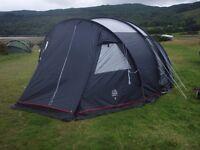 4 man tent - Eurohike Sandringham