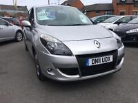 2011 Renault Scenic 1.5 dCi FAP Expression 5dr