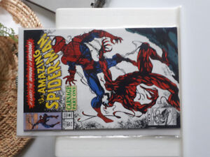 Amazing Spider-man 361 (first appearance of Carnage)