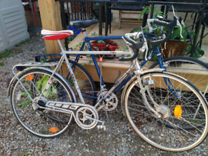 DBS touring bike for sale vintage