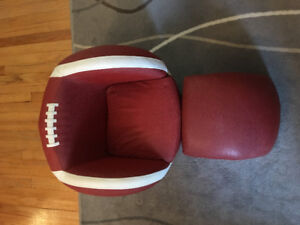 Child's Football Chair