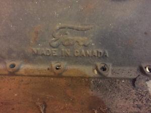 Rare ford motor