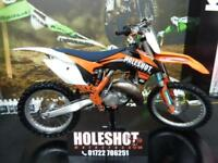 KTM SX 150 Motocross Bike
