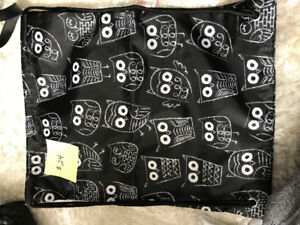 Owl Cinch Sac from thirty-one. NEW