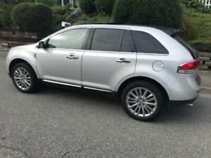 2013 Lincoln MKX SUV, Crossover